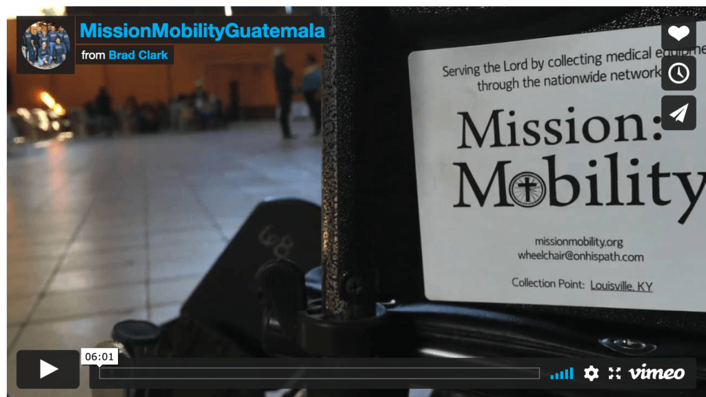 Mission Mobility Video